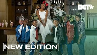 'The New Edition Story' Extended Promo
