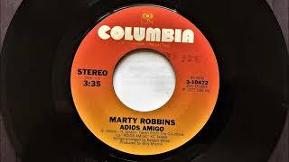 Adios Amigo , Marty Robbins , 1977
