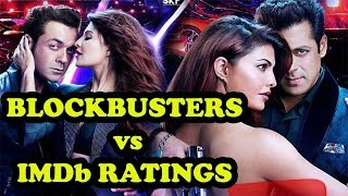 Top 5 100 Crore Bollywood Blockbusters With The Lowest IMDb Ratings [Bollywood Cafe]