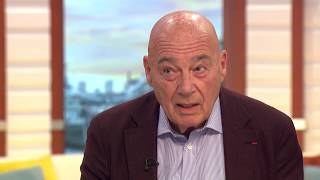 Vladimir Pozner and Michael Hayden on Good Morning Britain (ITV)