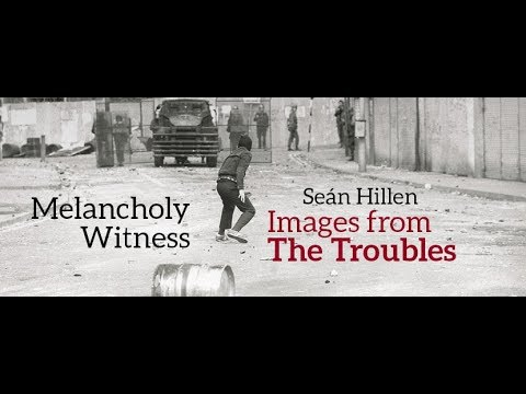 Sean Hillen - Melancholy Witness, Images fom The Troubles - KAMERA8 Interview