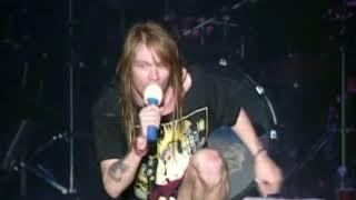 Guns & Roses [HD 1080p 16/9] : Double talkin' Jive.. Motherf**cker - Live Tokyo 1992