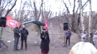 """Митинг против строительства ЖК """"Яуза-парк"""" в Богородском часть3."""