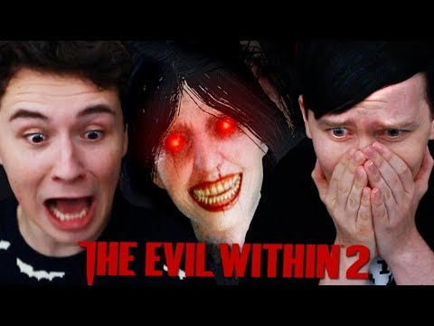 ACTUALLY HORRIFYING - Dan and Phil play: The Evil Within 2