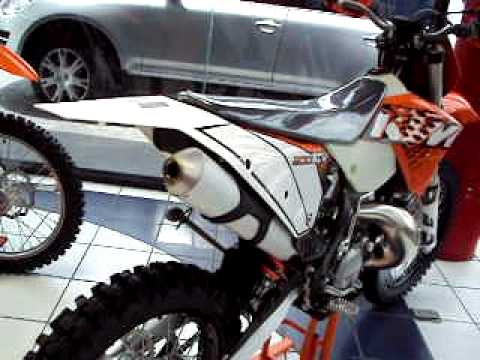 autoconnect.mx - motocicleta 2011 ktm 200 xcw - youtube