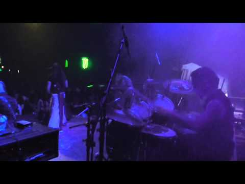 "Nick Yngve - W.E.B. ""My Storm Upon You"" live drumcam - Athens 05/04/2014"