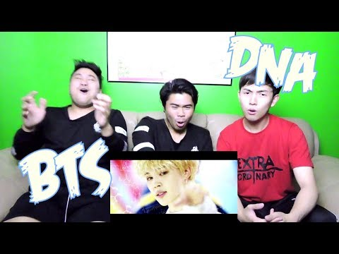 BTS 방탄소년단 'DNA' OFFICIAL MV REACTION