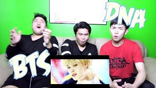 BTS ????? 'DNA' OFFICIAL MV REACTION MP3