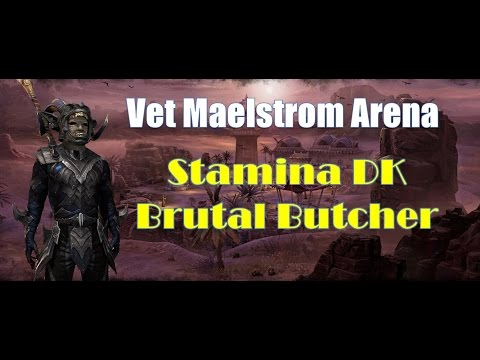 how to start veteran maelstrom arena