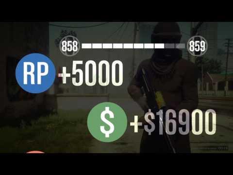 GTA V ONLINE - WOLF x IRAQ /RQ
