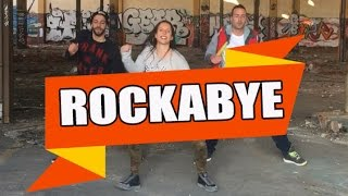 rockabye clean bandit ft sean paul zumba con alba duran