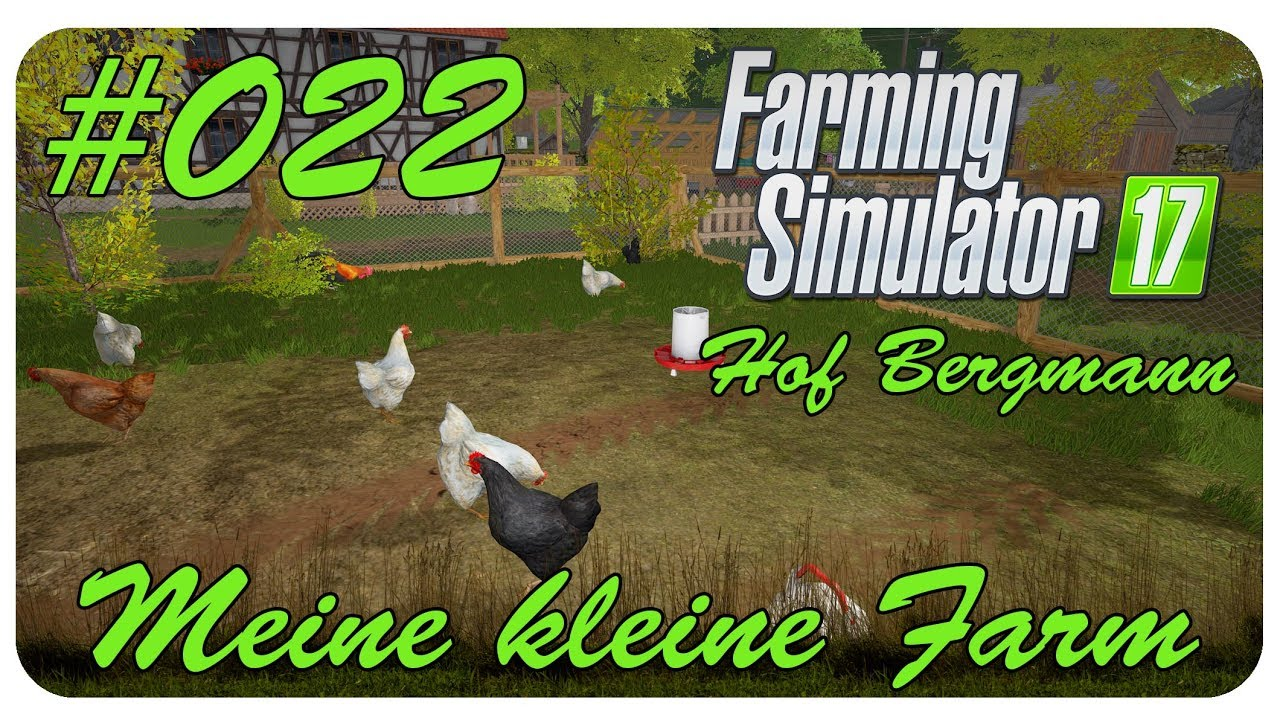 Meine Kleine Farm : meine kleine farm 022 hof bergmann ls17 lets play ~ Watch28wear.com Haus und Dekorationen