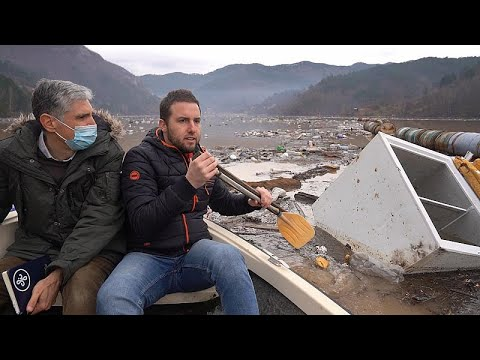 Müll-Flüsse auf dem Balkan: eine unendliche Umweltkatastrophe?