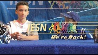 IE.Sports Network | We're Back! + NEW Sports Memorbilia