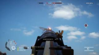 Battlefield 1 (Beta) - 05 Light/Heavy Machine Gun Gameplay