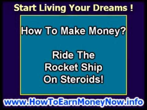 How To Make Money Now - Ride The Rocket Ship On Steroids - 6 of 90 Day Videos