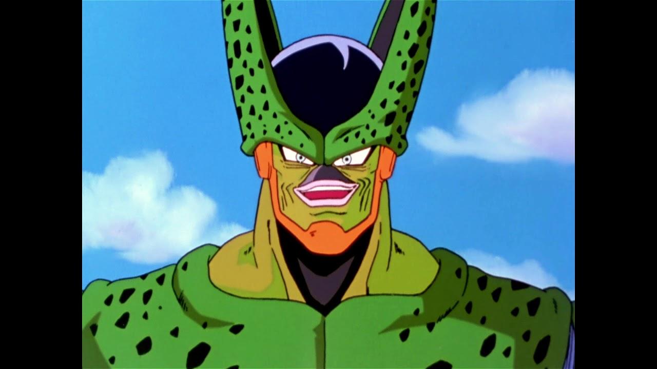 Dragon ball kai super vegeta vs semi perfect cell 1 4 finnish fandub youtube - Super cell dbz ...