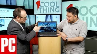 Lenovo ThinkPad T470: One Cool Thing