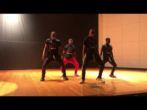 H Y D E F LIVE @ NSU HOMECOMING TALENT SHOW 2017 #NYTHC #757