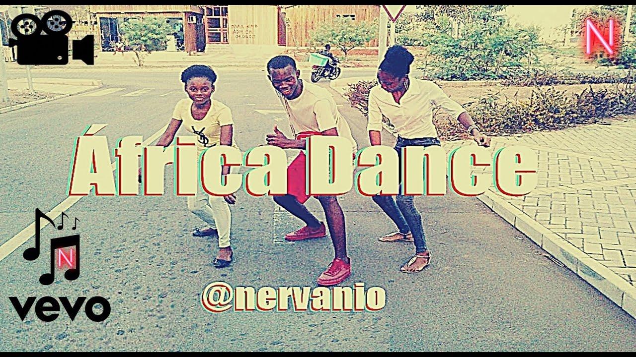 Africanos Dançando KUDURO AFROHOUSE Dança Com RITMO Angola Danças Angolanas 2020 Nacionais