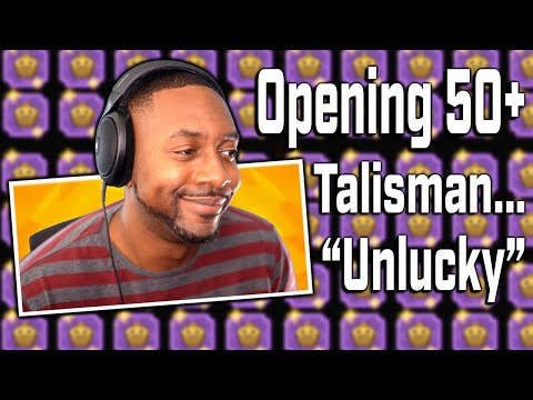 Monster Hunter Rise • My Streamer Luck Ran Out.. [Opening 50 Talismans]  