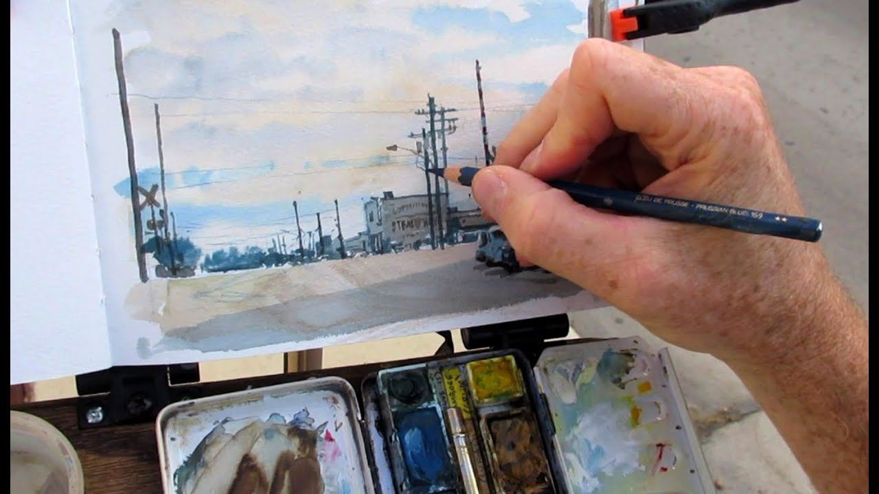 Watercolor artist in texas - Watercolor Artist In Texas 24