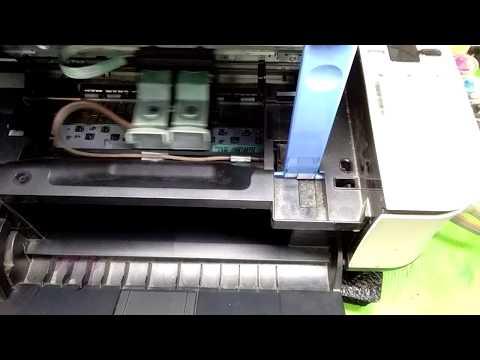 FIXED: Canon Printer Error P, 0, 2 (P02) LED Display