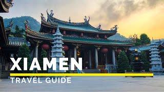 XIAMEN CHINA Travel Guide in 4K (2019) | Happy Trip