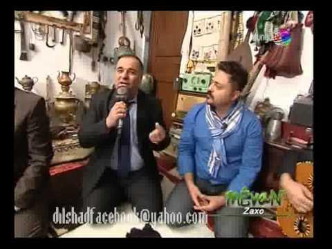 رێكيش سيرانی و حاجي زاخولی و ئیدريس زاخولی ..... Dunya tv le zaxo
