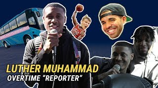 Who's SHAREEF ONEAL'S Most Famous IG Follower!? Luther Muhammad GOES IN On Mac McClung & More 🔥