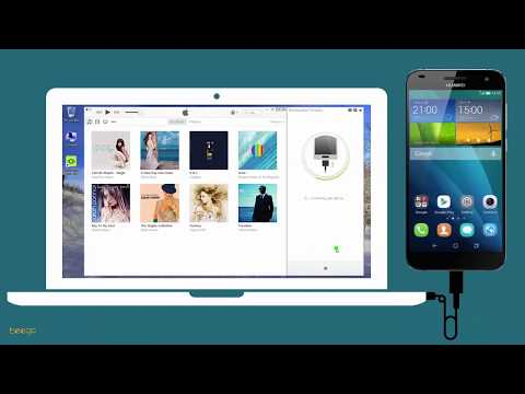 Android : How to Put Local Music on Huawei Ascend G7 ?