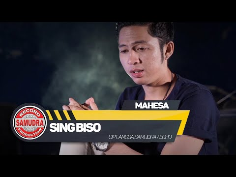 Mahesa - Sing Biso (Official Music Video)