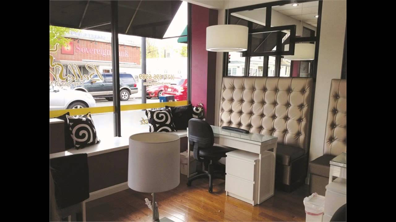 stunning salon decor ideas you - Nails Salon Design Ideas