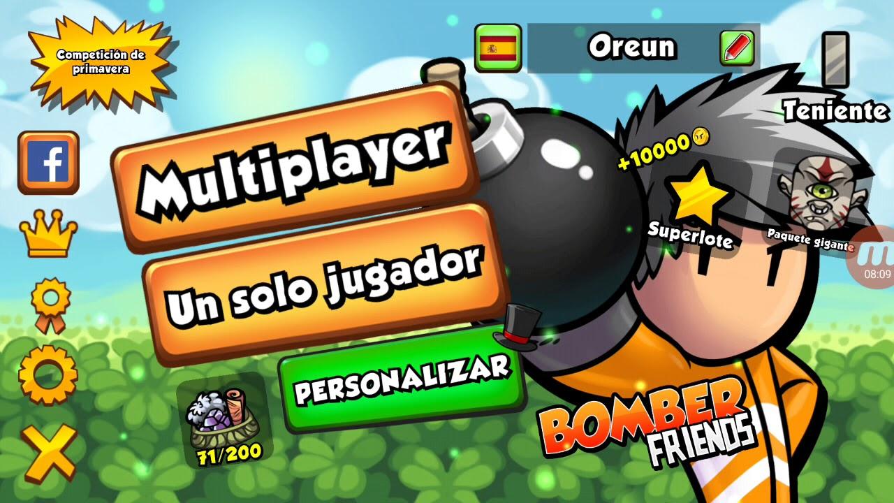 Juego Random Bomber Friends Un Juego Para Jugar Con Amigos Youtube