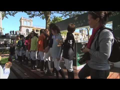 Finale du championnat des Jockeys Juniors 13 mai 2012