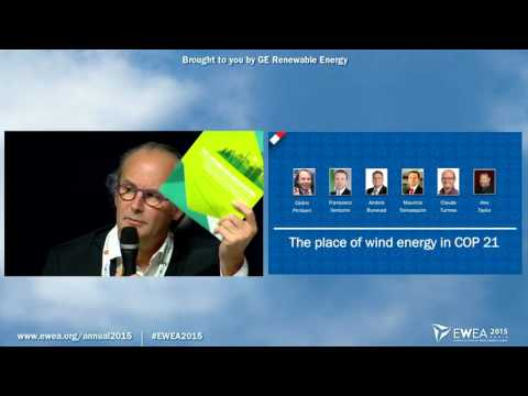 EWEA 2015: The place of wind energy in COP 21 (FRENCH)