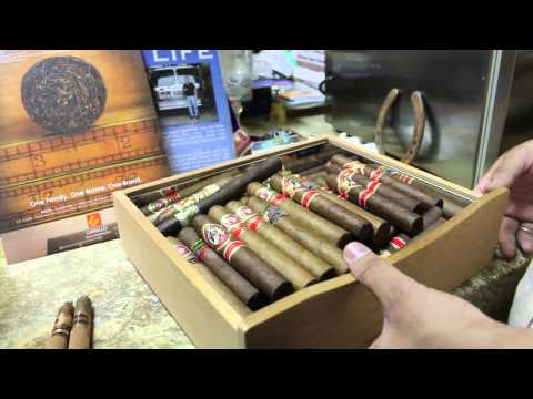 Extended Tour of PCB Cigars