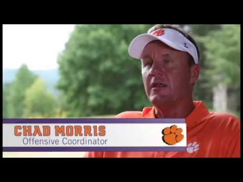 Clemson Football || Get to Know Chad Morris