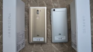 Xiaomi Mi5s vs. Xiaomi Mi5s PLUS - Detailed view & Performance test