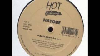 NAYOBE- PLEASE DONT GO