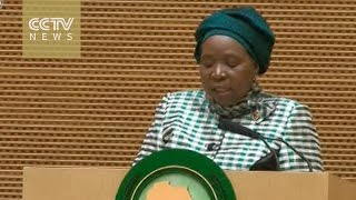 CCTV - The African Union Is To Open Its 26th Summit At Its Headquarters In Ethiopia's Capital, Addis