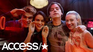 KJ Apa Reveals Fans Will See More Of The 'Core Four' In Season 4 Of 'Riverdale'