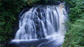 Glenariff Waterfalls, County Antrim, Northern Ireland