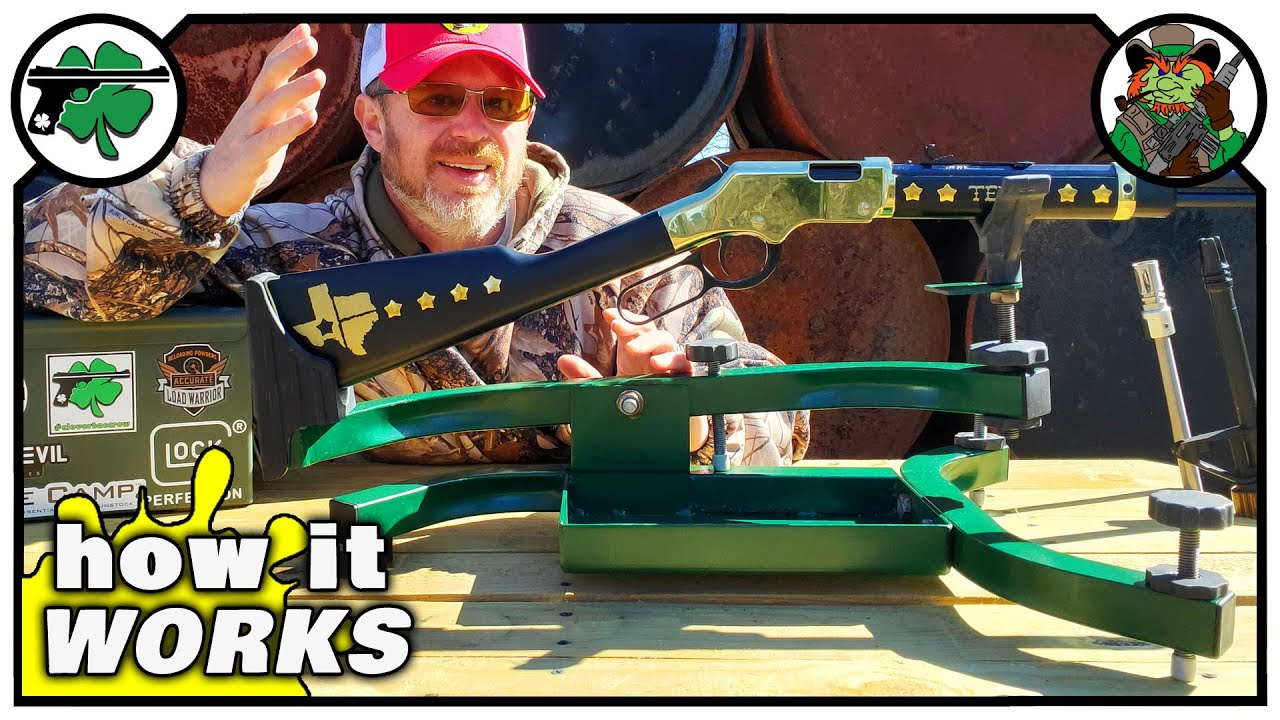 Caldwell Lead Sled Solo  Rilfe Rest | Features & Adjustments