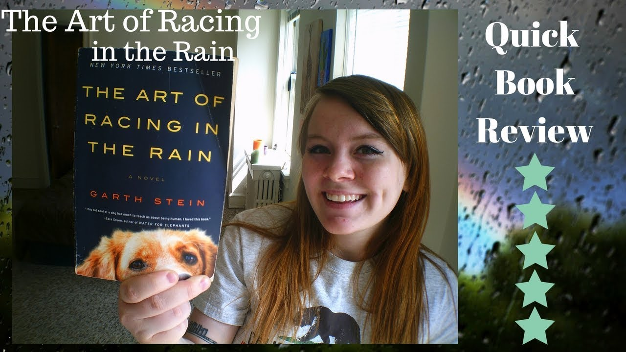 what is the art of racing in the rain about
