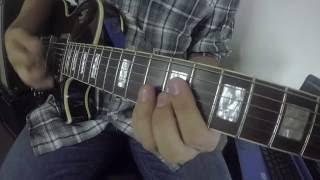 Tutorial Guitarra Vivo para amarte Marcos Witt
