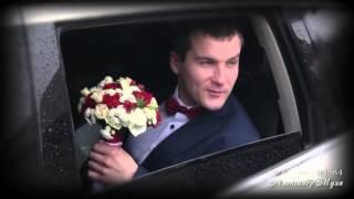 Молодожены Иван и Марина 14.02.2016 HD