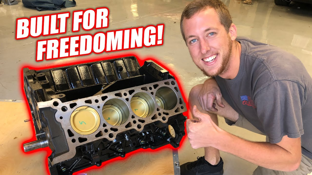 Introducing/Firing Up Neighbor's New 1200+ Horsepower Engine... IT'S BEAUTIFUL!