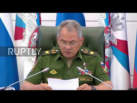 Russia: Moscow's position in Central Asia strengthening - Shoigu