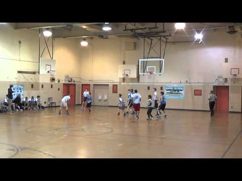 78th Precinct Youth Council Basketball Juniors Week 2 Team Vs 8 12 15 2013